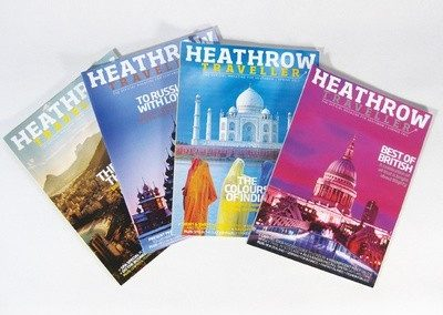 Heathrow Traveler Magazine