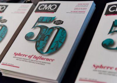 CMO Campaign & Event Design