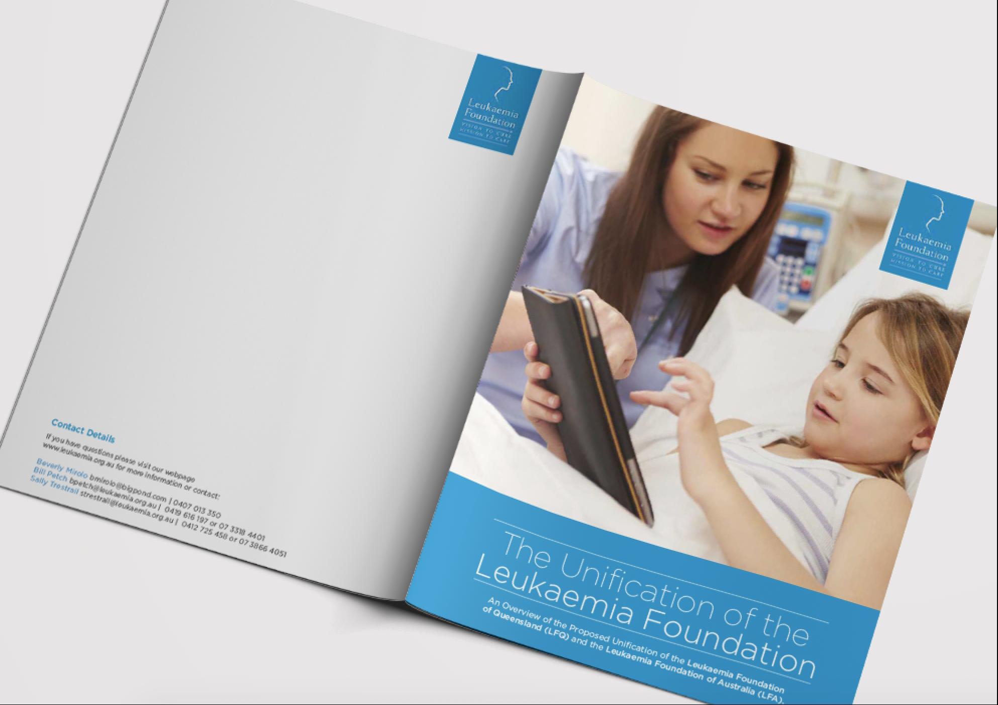 The Leukemia Foundation Printed Newsletter