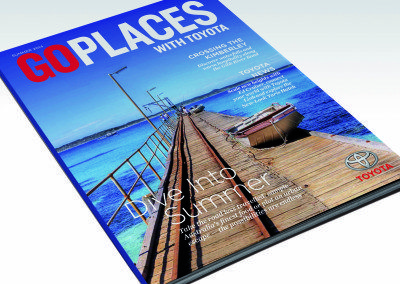 Toyota – Go Places Magazine